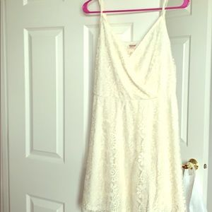 Lace sundress